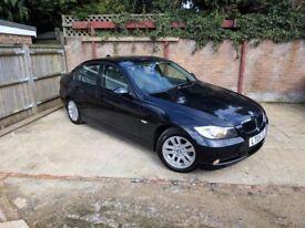 BMW 3 Series 2.0 320i SE 4dr 2005 (05 reg), Saloon