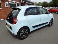 RENAULT TWINGO 1.0 SCE PLAY 5dr * 1 Lady Owner + Only 15000 miles * (blue) 2015