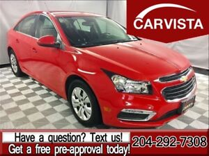 2015 Chevrolet Cruze 1LT -LOCAL VEHICLE/NO ACCIDENTS-