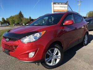 2011 Hyundai Tucson GLS AWD! Nice Tucson with Heated Seats, B...
