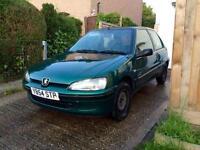Peugeot 106 1.2 12 month mot new parts £450