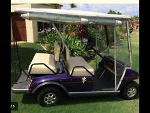 CLUB CAR GOLF CART Bundaberg Surrounds Preview
