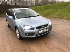 Ford Focus zetec estate