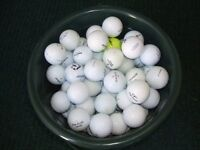 more than 100 used golf balls - all good condition