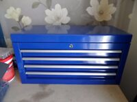 Halfords 4 drawer tool chest
