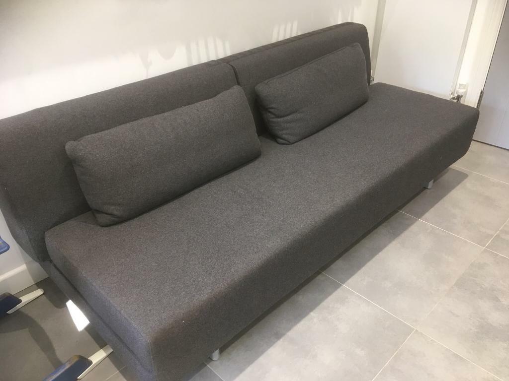 Astounding Muji Sofa Bed In Seven Sisters London Gumtree Bralicious Painted Fabric Chair Ideas Braliciousco