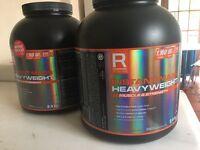 Reflex Nutrition Instant Mass Heavyweight Gainer 2.4kg + 1kg Protein Whey Powder