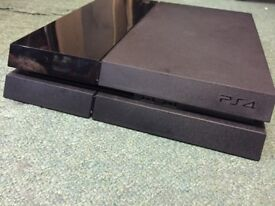 Faulty PS4 spares and repairs.