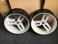 Motocaddy wet/winter wheels