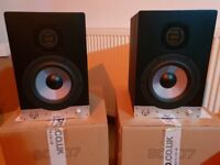 Eve Audio SC207 Pro Studio Monitors (pair) - AS NEW