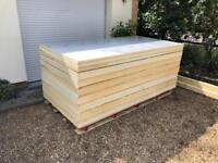 50mm Recticel/Celotex PIR insulation boards