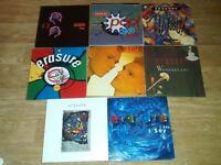 "32 x erasure vinyls lps / 12"" / 7"" / i say / pop / live / wonderland / circus"