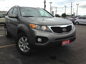 2013 Kia Sorento LX V6, Push Start, Tow Package, Compass, Rear A