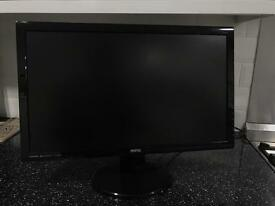 "BenQ 24"" HD 1080p Led gaming screen"