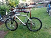 Viking Warlord - Front suspension Mountain Bike
