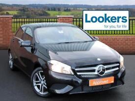 Mercedes-Benz A Class A180 CDI BLUEEFFICIENCY SPORT (black) 2015-09-30