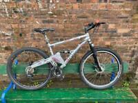 Orange Sub 3 full suspension MTB bicycle