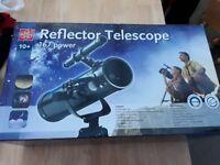 Reflector telescope brand new £45