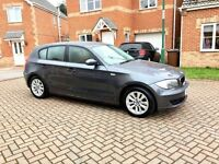 BMW 116i ES 1.6, MILEAGE 47000, FULL SERVICE HISTORY, MOT 10 MONTHS, EXCELLENT CONDITION, HPI CLEAR