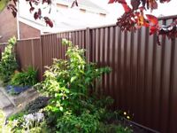 Low Maintenance Garden Fencing