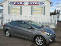2011 Hyundai Elantra LTD!! SUNROOF!! HEATED LEATHER!! AUTOMATIC!