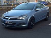 VAUXHALL ASTRA SPORT TWINTOP/CONVERTABLE 2007 (56 REG)*£1299*LONG MOT*LOW MILES*PX WECOME*DELIVERY