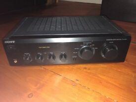 Sony amplifier TA-FE230