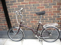 Vintage Dawes 3 speed ladies bike, Serviced and New tyres