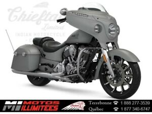 2017 Indian Motorcycles Chieftain Limited