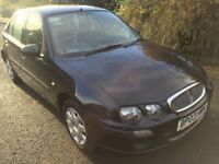 03 ROVER 25 1.4 LITRE PETROL.5 DOOR HATCHBACK**GENUINE MILES 29393**CAR IN GREAT CONDITION