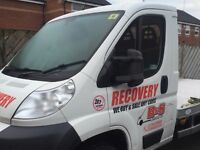 Professional Recovery Service 24/7 collection&delivery vehicle all Uk full insured !!