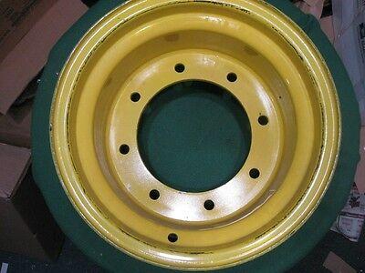 New John Deere Rim Mfwd Re67958 5000 Series Tractors 12ll-16 Dw10x16 W10xd16