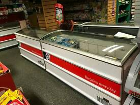 Shop freezers