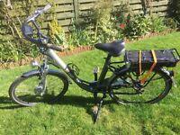 AVE CH-Tour Tranz-X Electric Bike