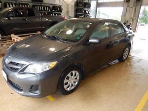 2012 Toyota Corolla CE Gas saving
