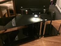 Tv Stand, Coffee Table and Side Table Set