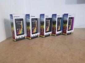 Polaroid Cheap Unlocked 5 inch Smart Phone Quad Core Dual SIM WiFi GPS 3G Great Christmas Present