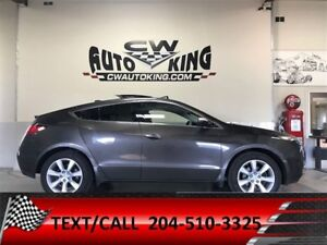 2010 Acura ZDX SH All Wheel / Pano Roof / Leather/ Roof /