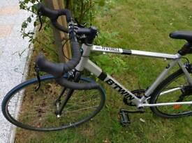 Decathlon B'Twin Triban 100 Racing Bike Adult Size