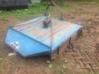 Fleming 6 foot tractor topper