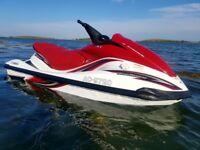 Yamaha Waverunner FX140 jetski with 16 hours
