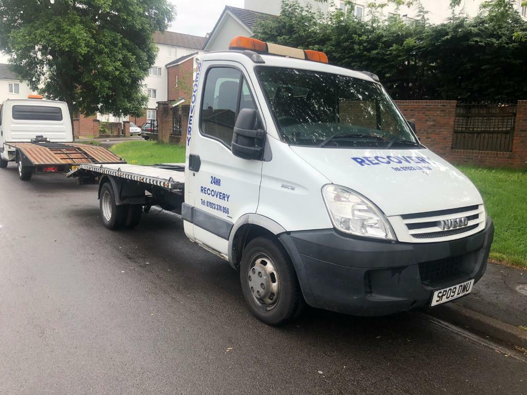 2009 Iveco Daily 2 3 LONG MOT Winch ALI RAMPS GREAT TRUCK | in  Bishopsworth, Bristol | Gumtree
