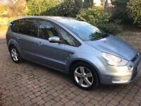 Ford Smax 2.0 tdci 6G