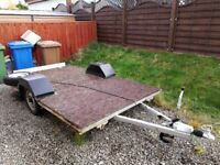 Trailer for sale flat bed.