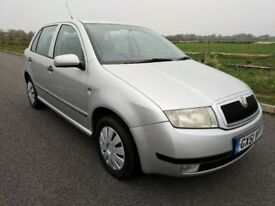 AUTOMATIC SKODA FABIA - NO OFFERS PLEASE