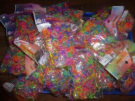 Loom Bands over 65 Packs New