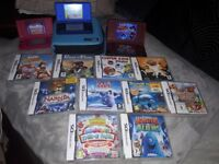Dsi consoles x2 dsi XL with games