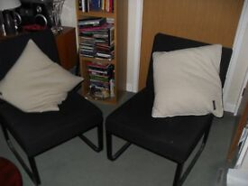 Soft Seat Foam Chairs - ideal for office or home.