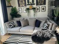 Dfs sofa (right hand corner)