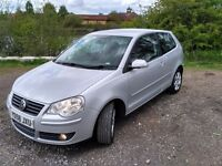 2008 Volkswagen Polo 1.4 TDI / 87000 miles /9 Months MOT/ tax £30 a year/ Scunthorpe